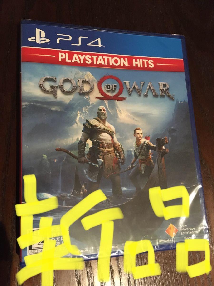 【PS4】 ゴッド・オブ・ウォー [PlayStation Hits](GOD OF WAR)