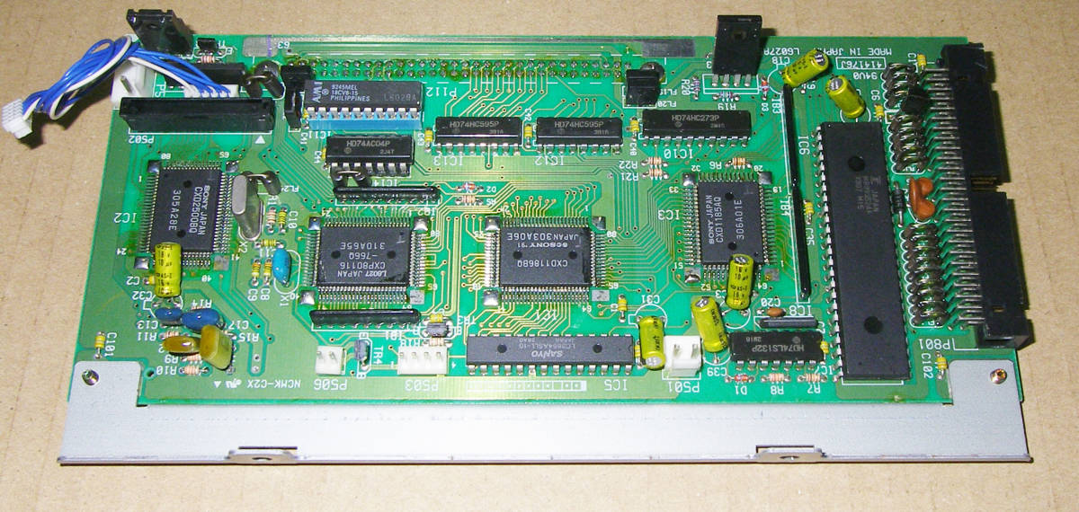 ★Akai CD3000/CD3000i EXPANSION BOARD ★OK!!★MADE in JAPAN★