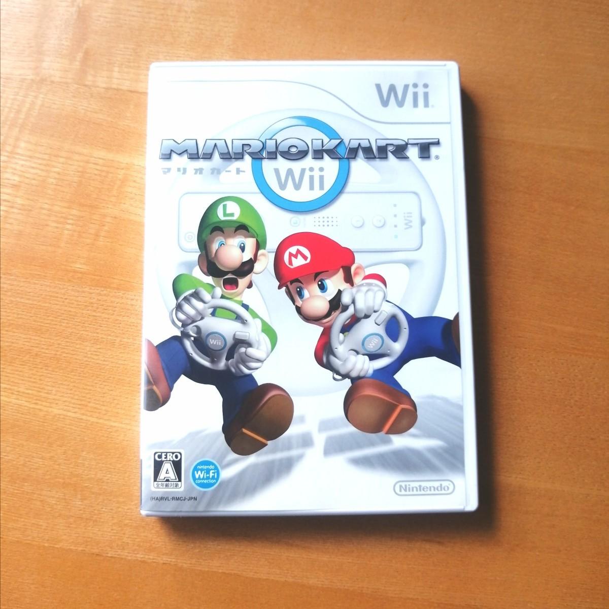 マリオカートWii ソフト Wii 任天堂 Wiiソフト Wiiマリオカート