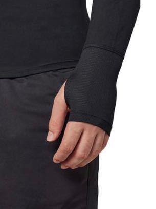 【新品送料込】Sサイズ アンダーアーマー UAラッシュ コールドギア コンプレッション(トレーニング/MEN) 長袖 ブラック②
