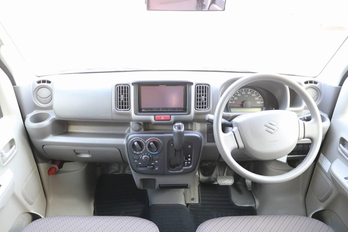 「JRVA加盟店!エヴリィV オリジナルキャンピングカー ソーラーパネル メモリーナビ ETC 乗車2人(4人) 就寝2人 インバーター」の画像3
