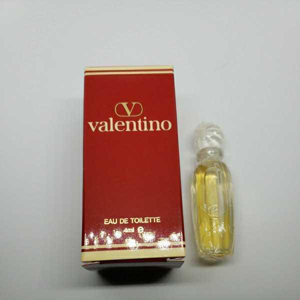 ★10年以上前の品★新品 未使用★ミニ香水★ヴァレンティノ オード トワレ 香水 4ml フランス製_画像2