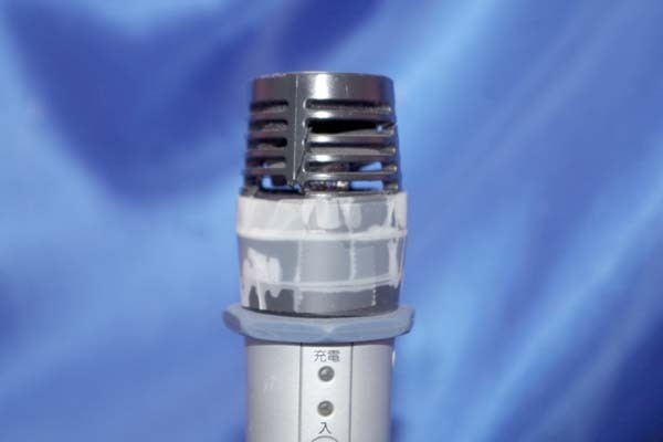 Panasonic/パナソニック 赤外線ワイヤレスマイクロホン ハンド型 ★WX-LT100★ 50727S_画像3