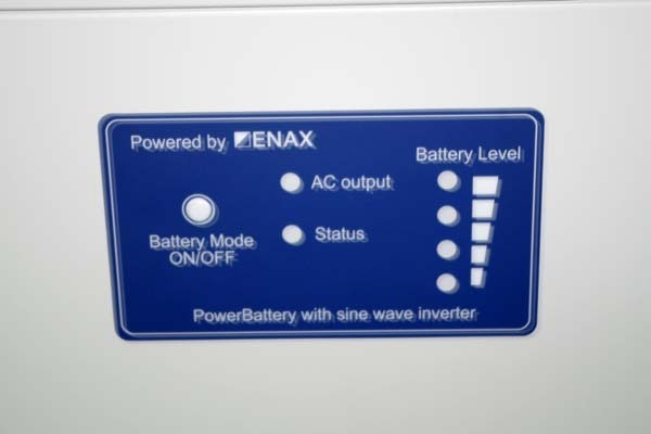 ENAX/enaks. battery movement type accumulation of electricity system lithium ion battery *X-Battery PBAC2800/50Hz* 50902S