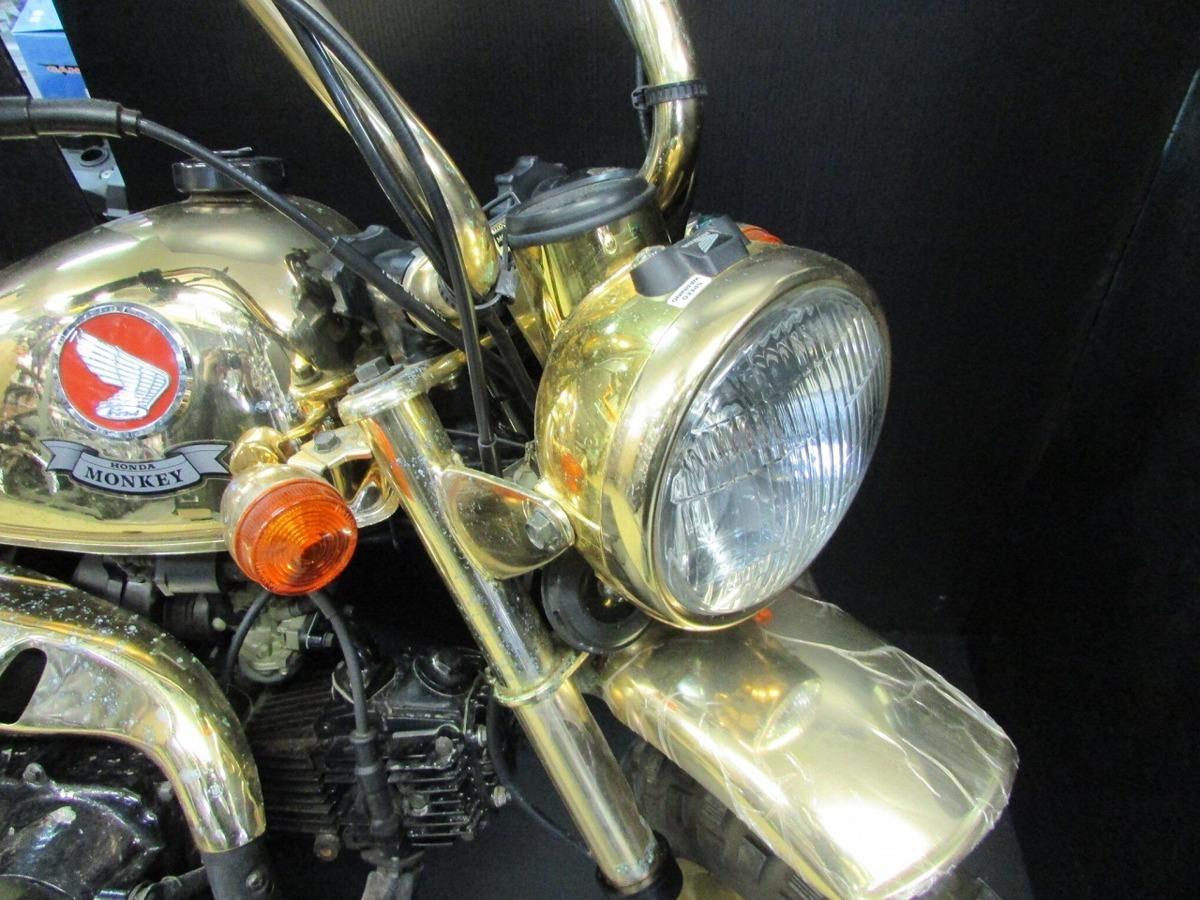 「ゴールドモンキー LTD Z50J 限定車 HONDA ホンダ Monkey ゴールド モンキー 希少」の画像2