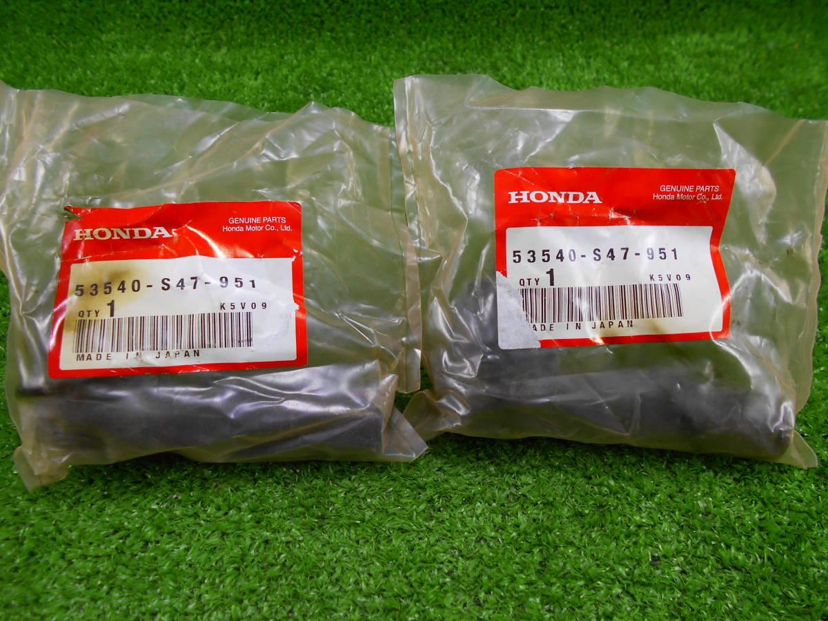 ホンダ S2000 AP1 【純正】 タイロッドエンド 左右セット 【中古】 AP2_画像7