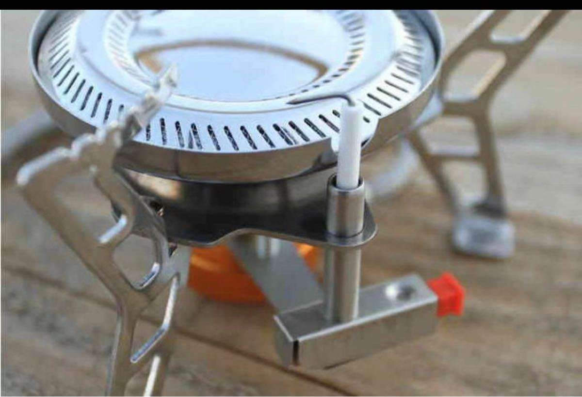シングルバーナー OD缶 小型 ガスバーナー 小型