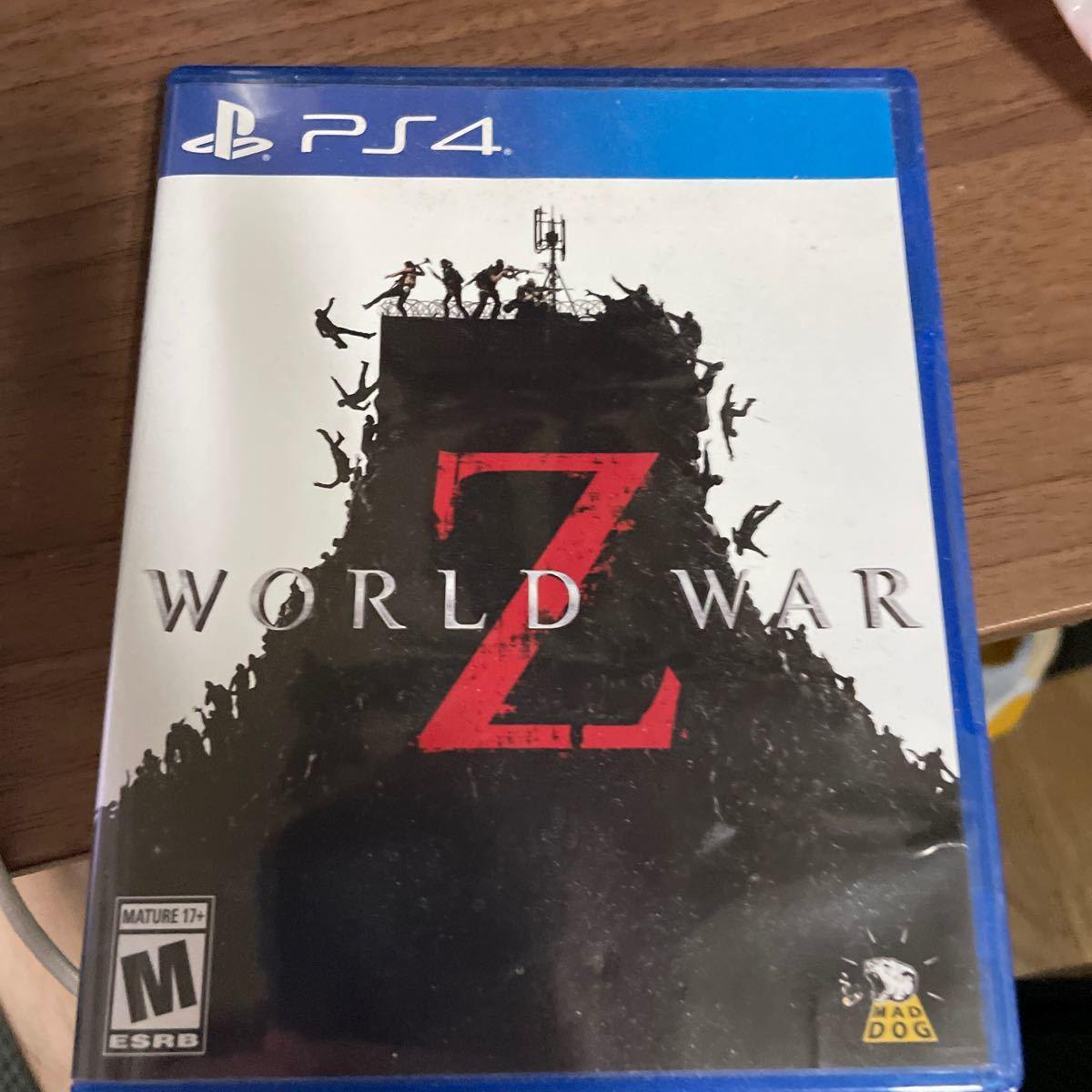 【PS4】 WORLD WAR Z [輸入版:北米] PS4 ワールドウォーZ