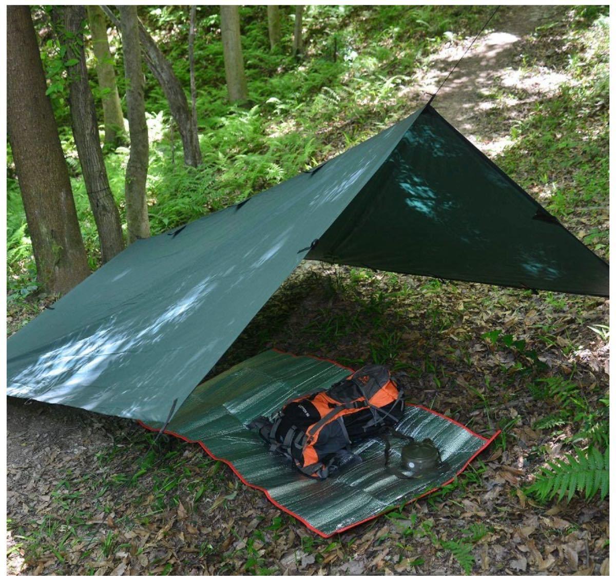 タープ  日除け テント シート