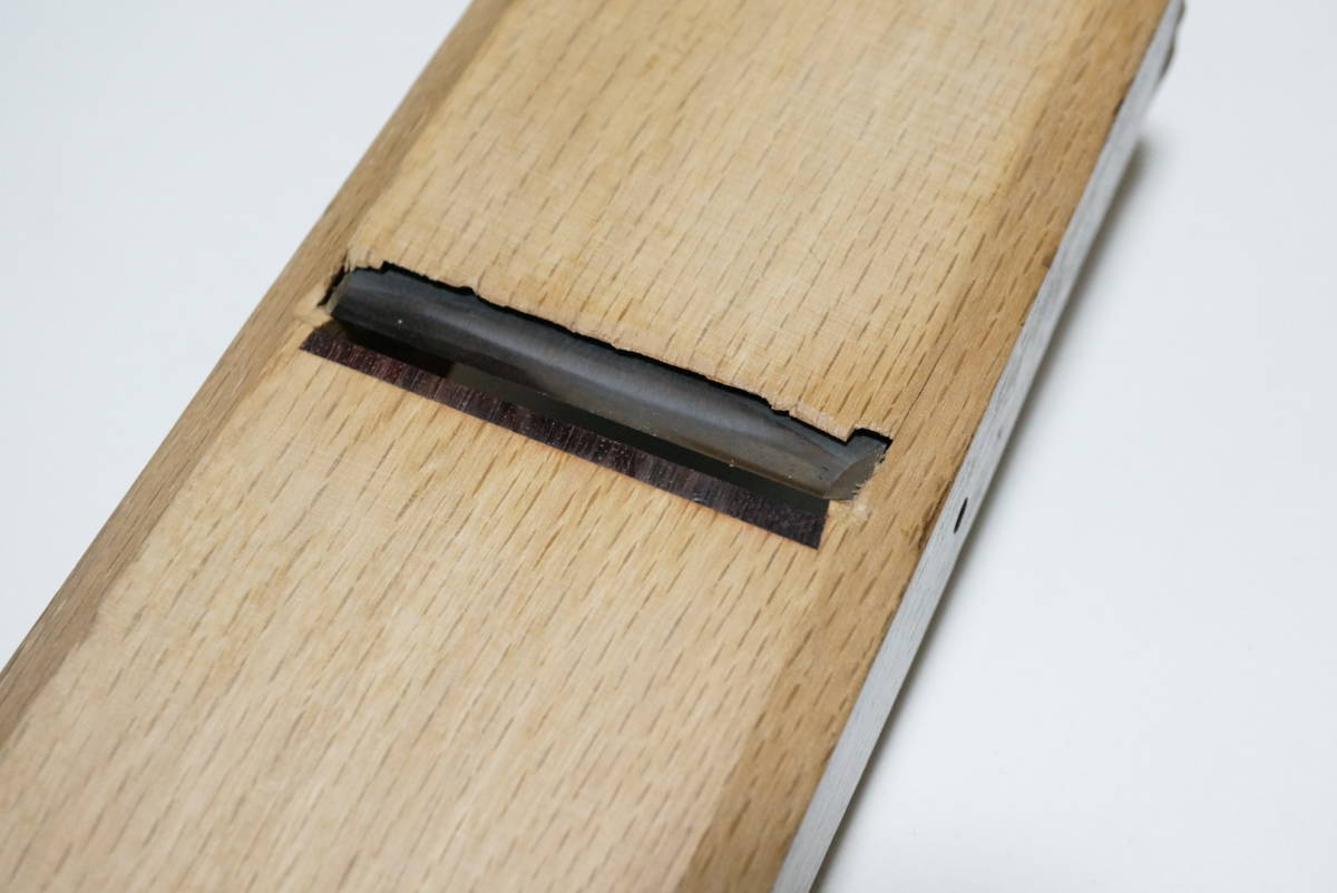 【送料無料】鉋 陣太鼓 三郎作 72mm  検)ノミ 鉋 玄翁 鋸 小刀 彫刻刀_画像7