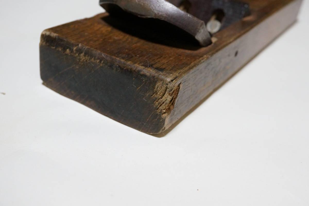 【送料無料】鉋 陣太鼓 三郎作 72mm  検)ノミ 鉋 玄翁 鋸 小刀 彫刻刀_画像9