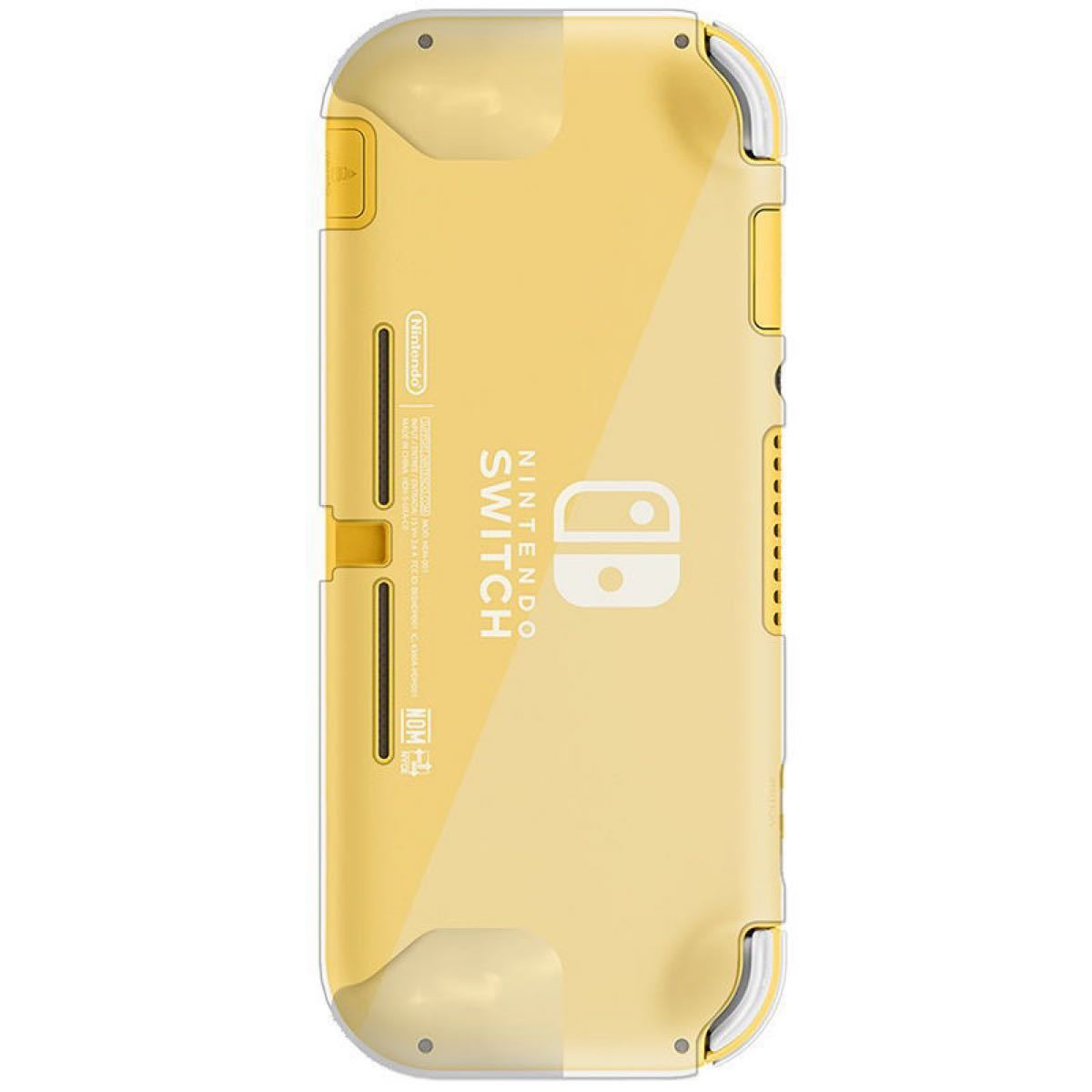 Switch Lite 半透明 ソフトケース カバー