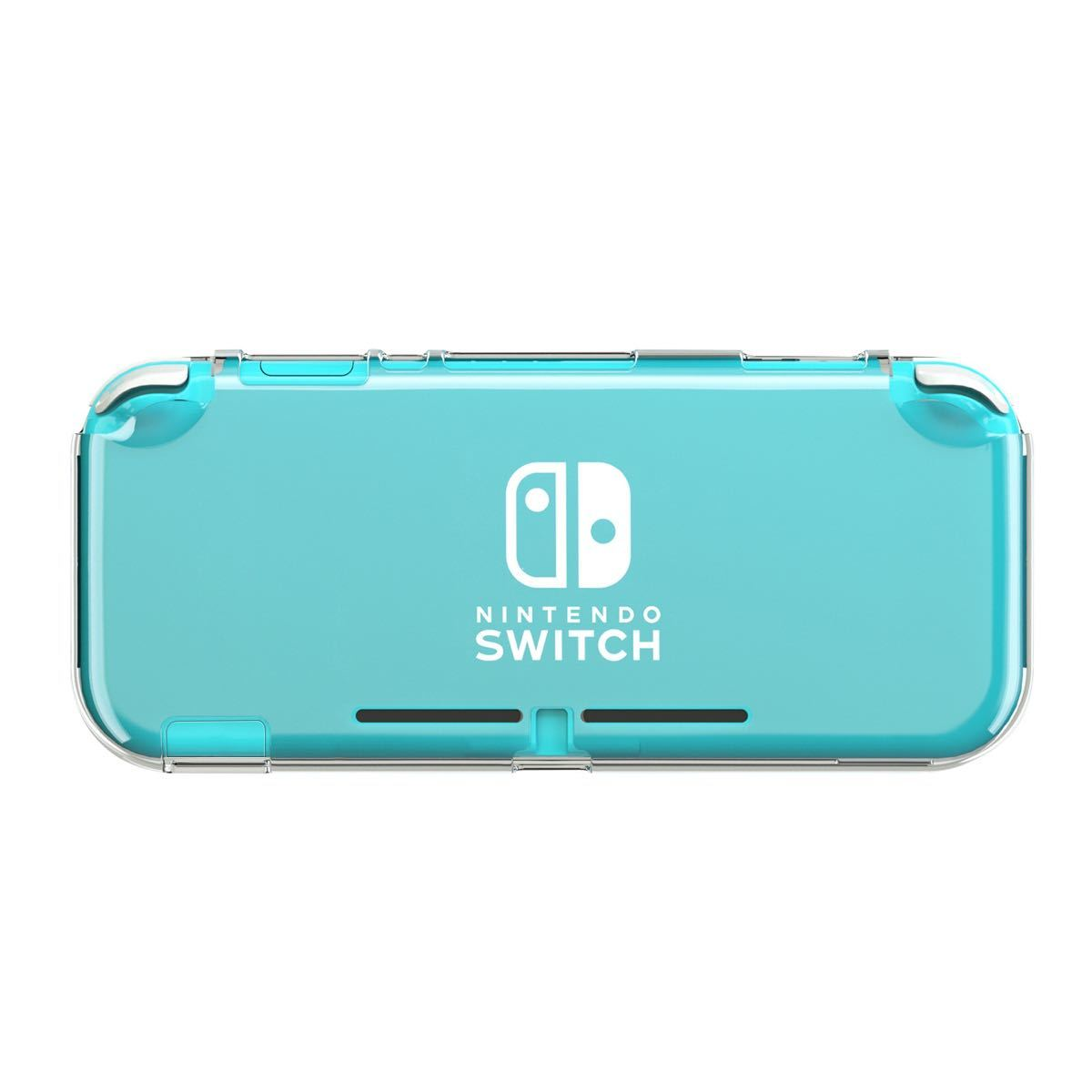 Switch Lite クリアケース ソフトケース カバー