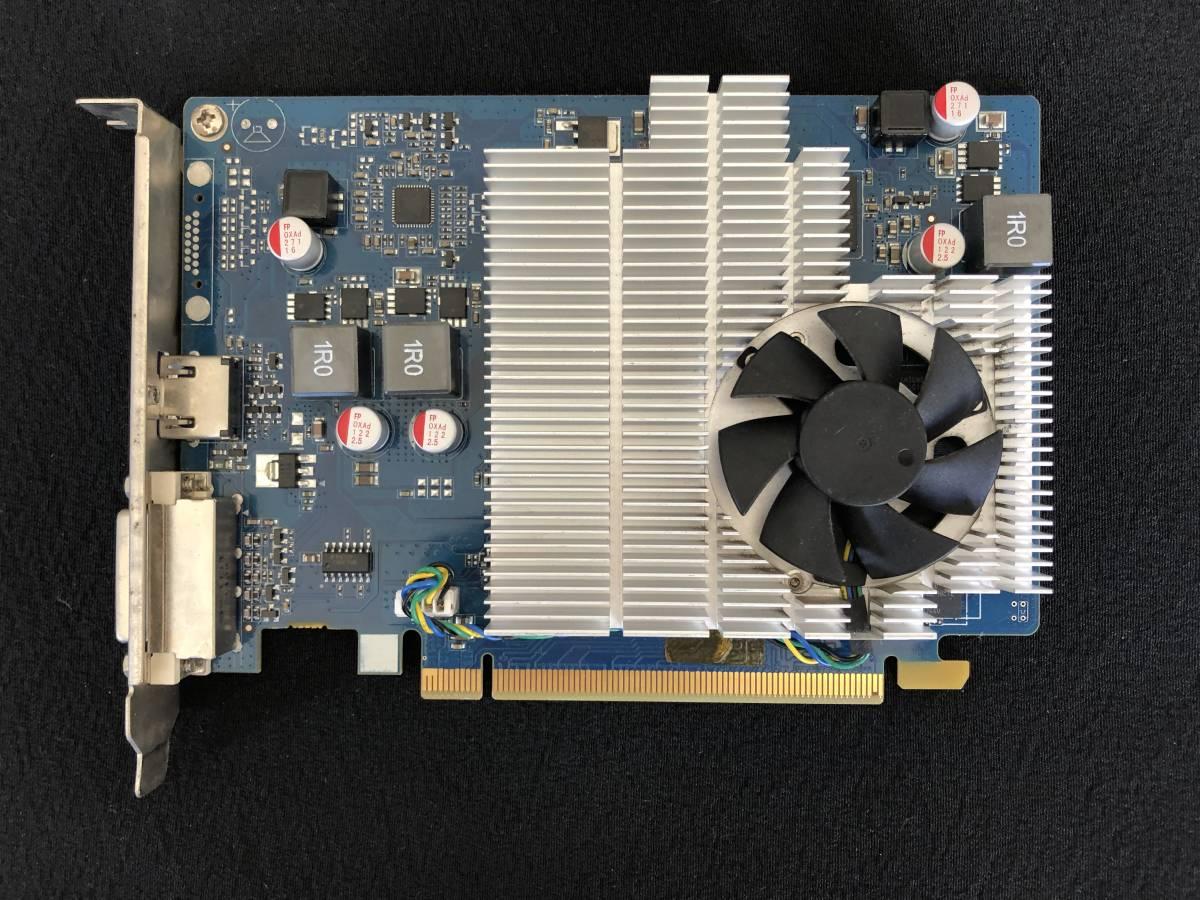 ◆NVIDIA GeForce GT330 1GB DDR3 DVI/HDMI◆_画像1