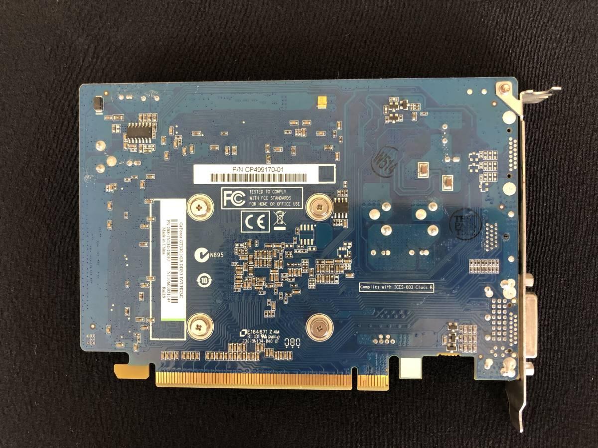 ◆NVIDIA GeForce GT330 1GB DDR3 DVI/HDMI◆_画像2
