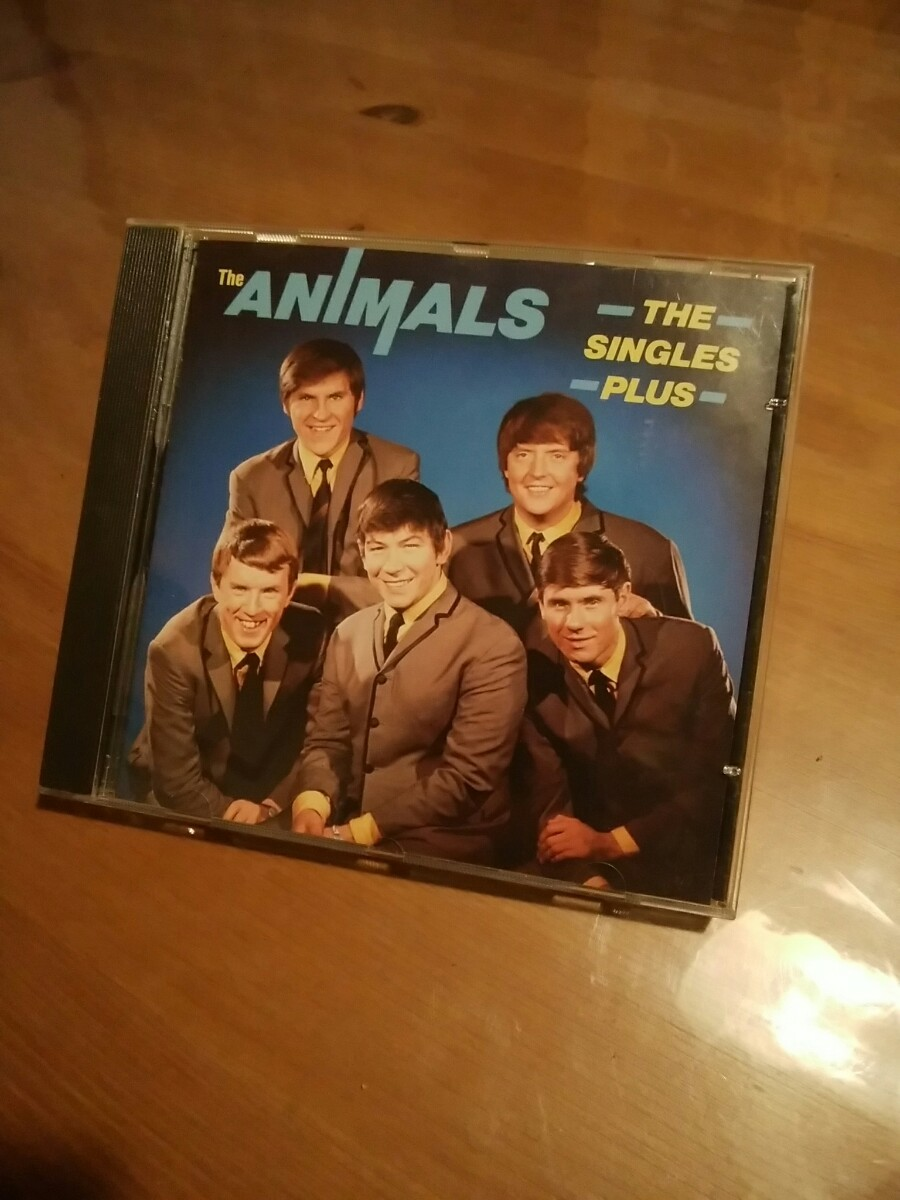 The Animals / The Singles plus
