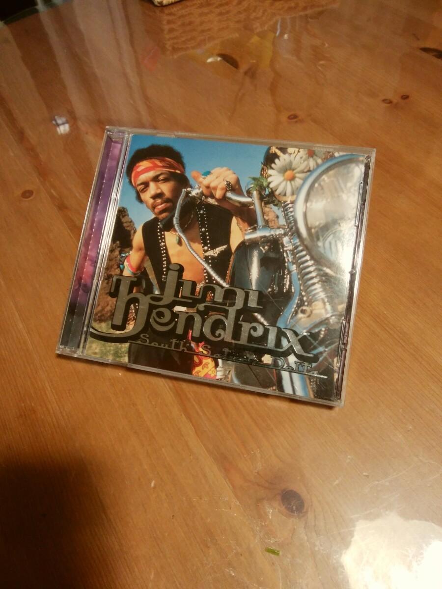 Jimi Hendrix / south saturn delta