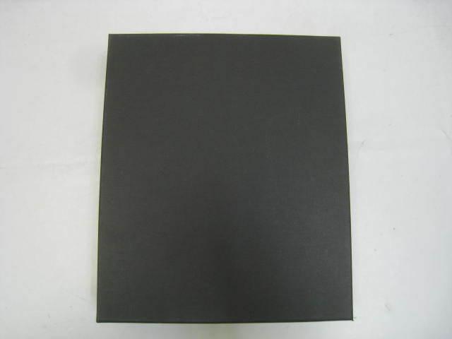 ※箱のみ レトロ 虎屋 とらや 羊羹 ようかん 空箱 黒 ブラック IN イエロー サイズ 約23.5×20×4.5cm_画像4