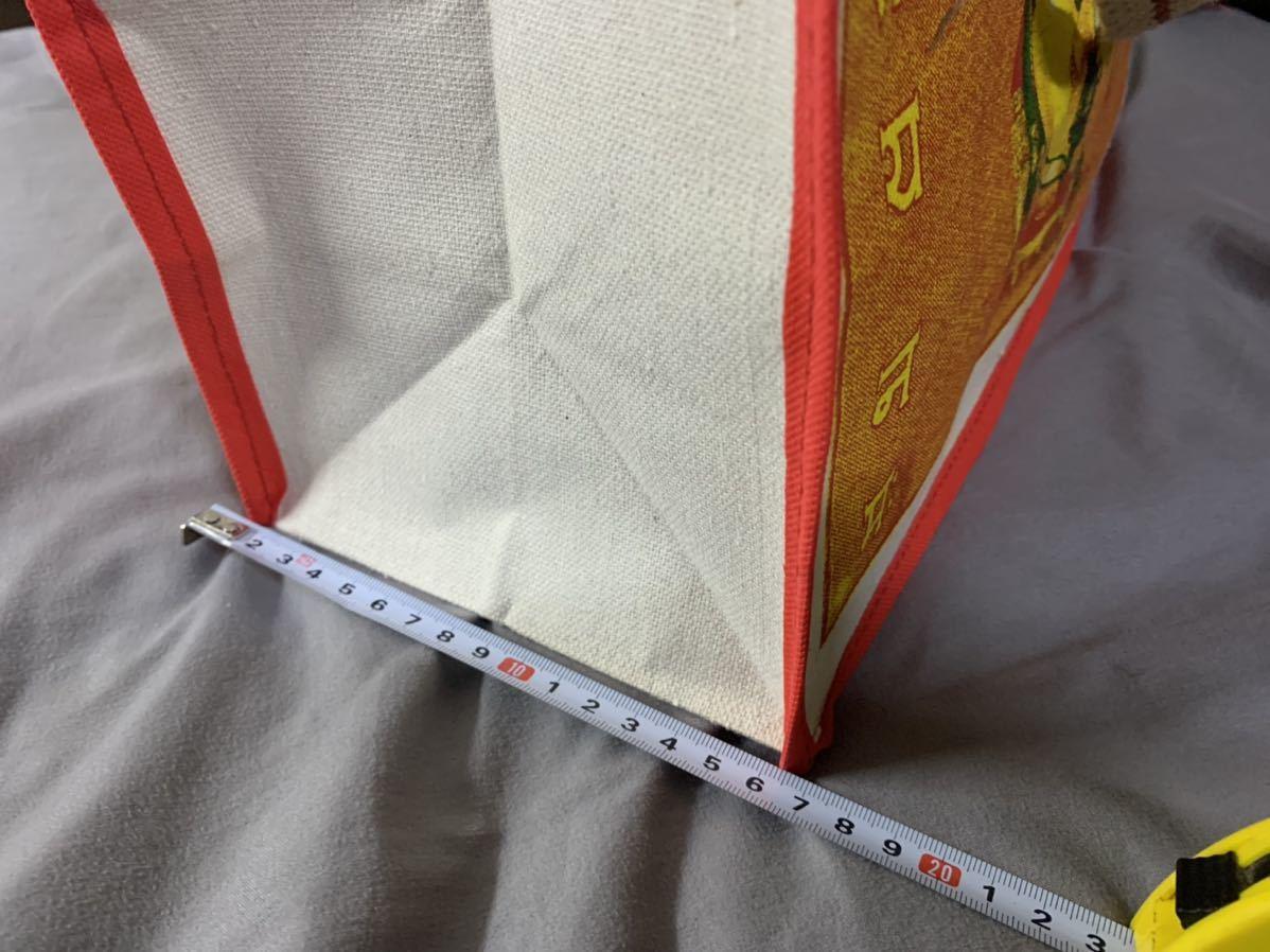 トートバッグ エコバッグ ショッピングバッグ Varanasi India shopping bag インドヴァラナシ製 麻