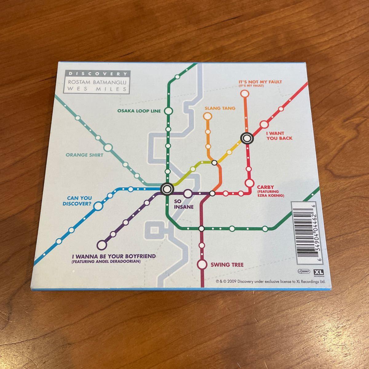 輸入盤 DISCOVERY / LP [CD]