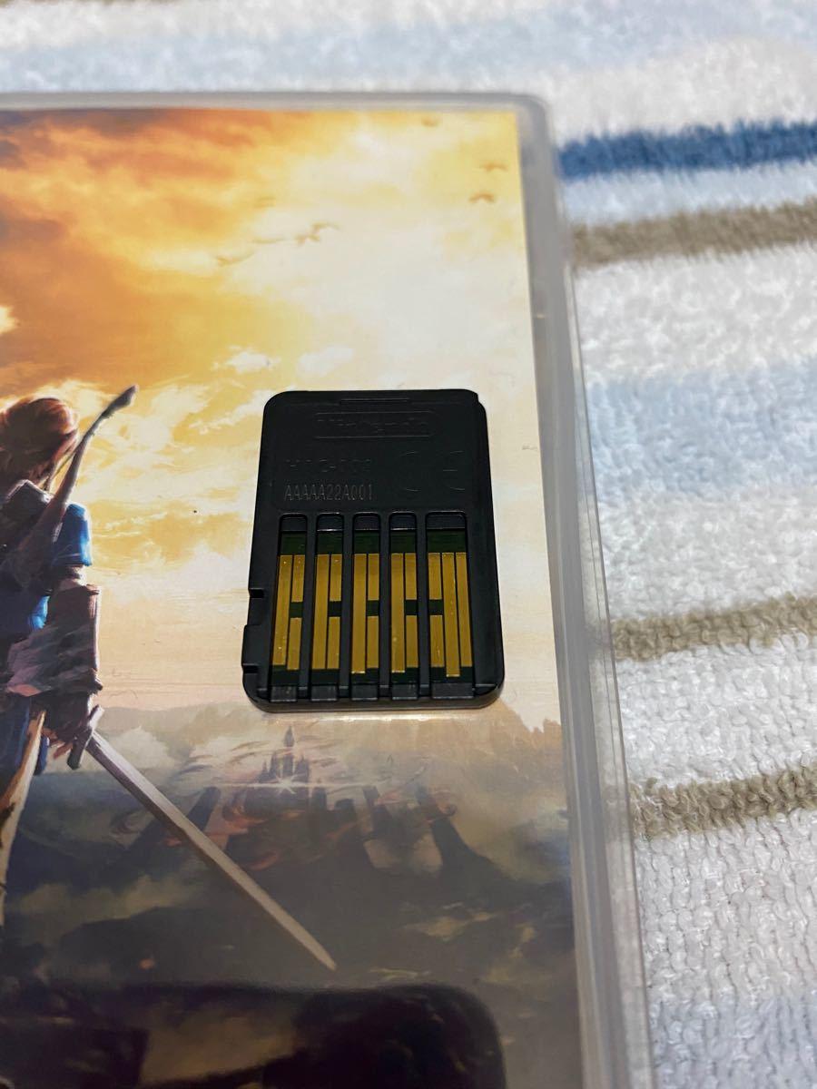 【24時間以内発送】ゼルダの伝説 ブレスオブザワイルド Nintendo Switch ニンテンドースイッチ switch