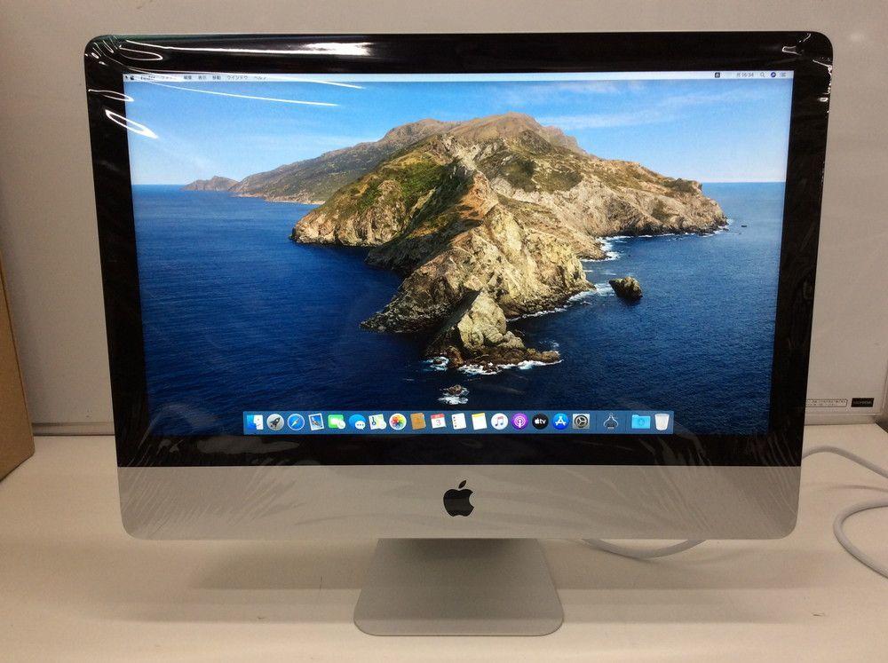 【美品】Apple/アップル iMac Retina4Kディスプレイ MRT42J/A メモリ:8GB ストレージ:HDD1TB◆3102/掛川店_画像4