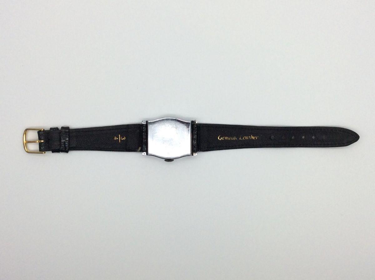 TIFFANY 腕時計 ティファニー Z ヴィンテージ アンティーク 手巻き ベルト社外品 希少◆3107/SBS通り店_画像7