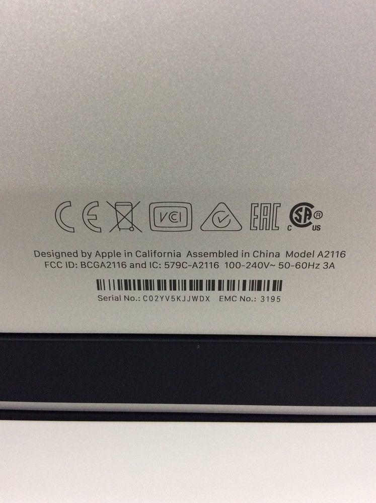 【美品】Apple/アップル iMac Retina4Kディスプレイ MRT42J/A メモリ:8GB ストレージ:HDD1TB◆3102/掛川店_画像8