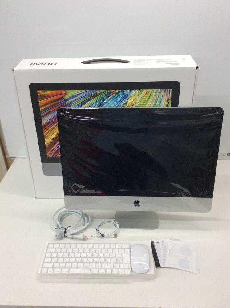 【美品】Apple/アップル iMac Retina4Kディスプレイ MRT42J/A メモリ:8GB ストレージ:HDD1TB◆3102/掛川店_画像1