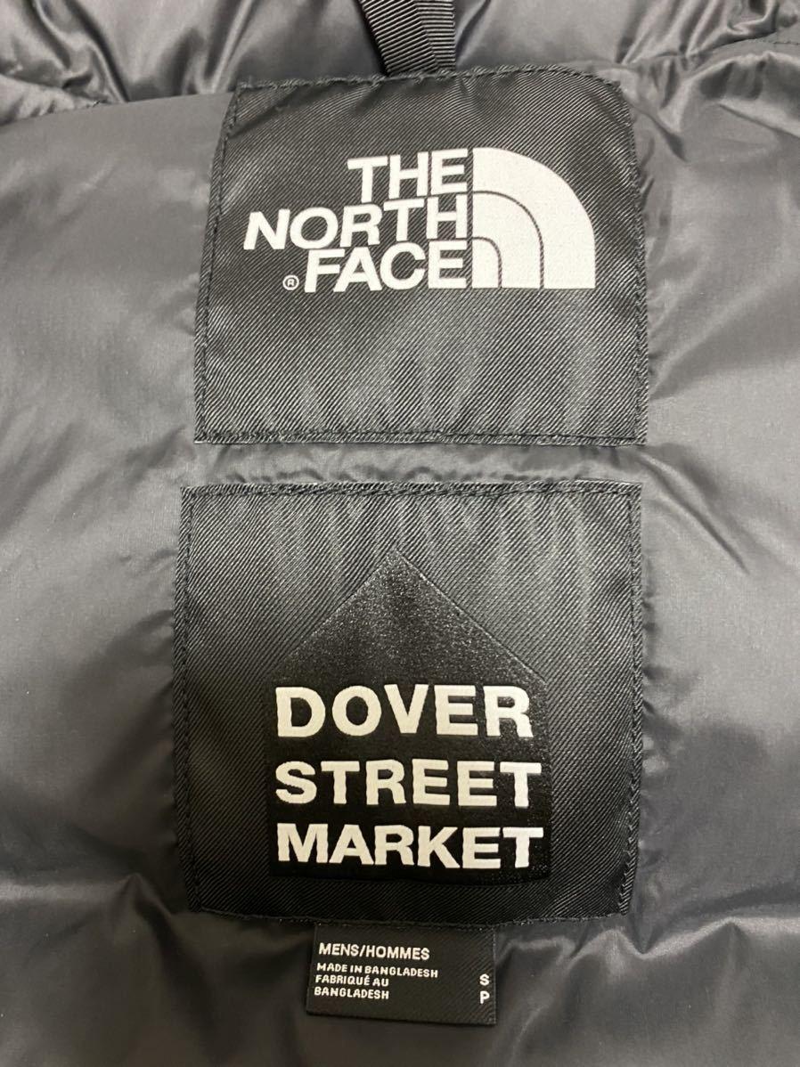Monochro Market THE NORTH FACE DSM 1992 Nuptse Jaket 700 FILL size SDOVER STREET MARKET ノースフェイス ヌプシ ギャルソン supreme_画像5