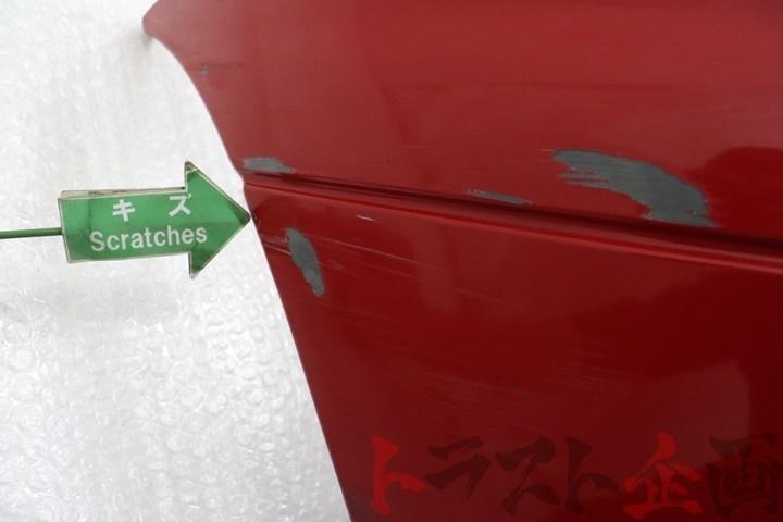 5302121 純正 リアバンパー カプチーノ ベース EA11R トラスト企画_画像4