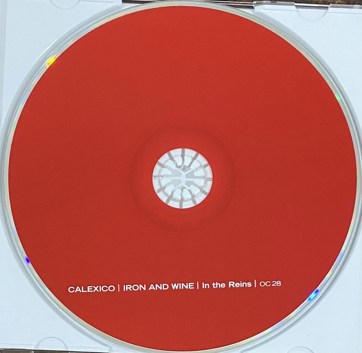 CD】IRON AND WINE with CALEXICO アイアン・アンド・ワイン■in the reins■オルタナ・フォーク名盤■キャレキシコ