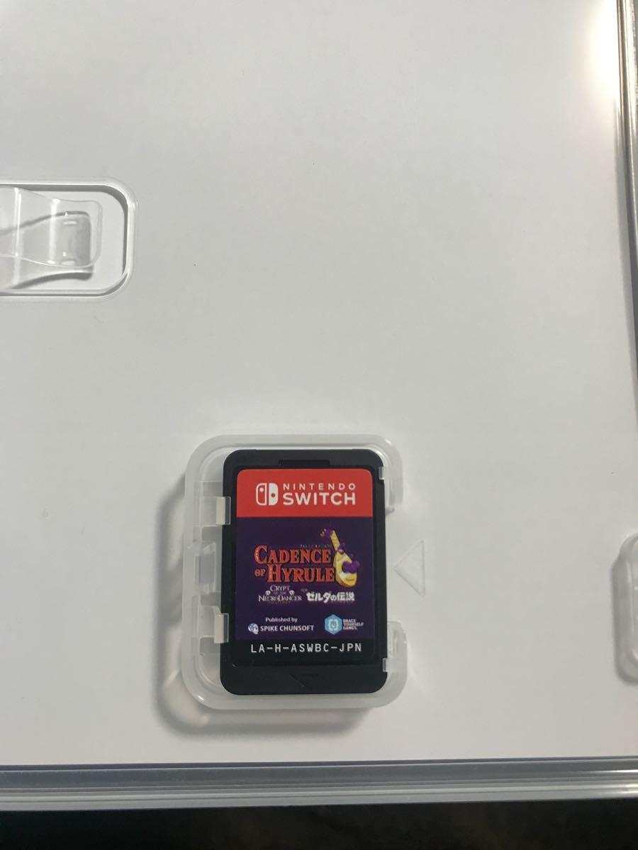 【Switch】 ケイデンス・オブ・ハイラル:クリプト・オブ・ネクロダンサー feat.ゼルダの伝説
