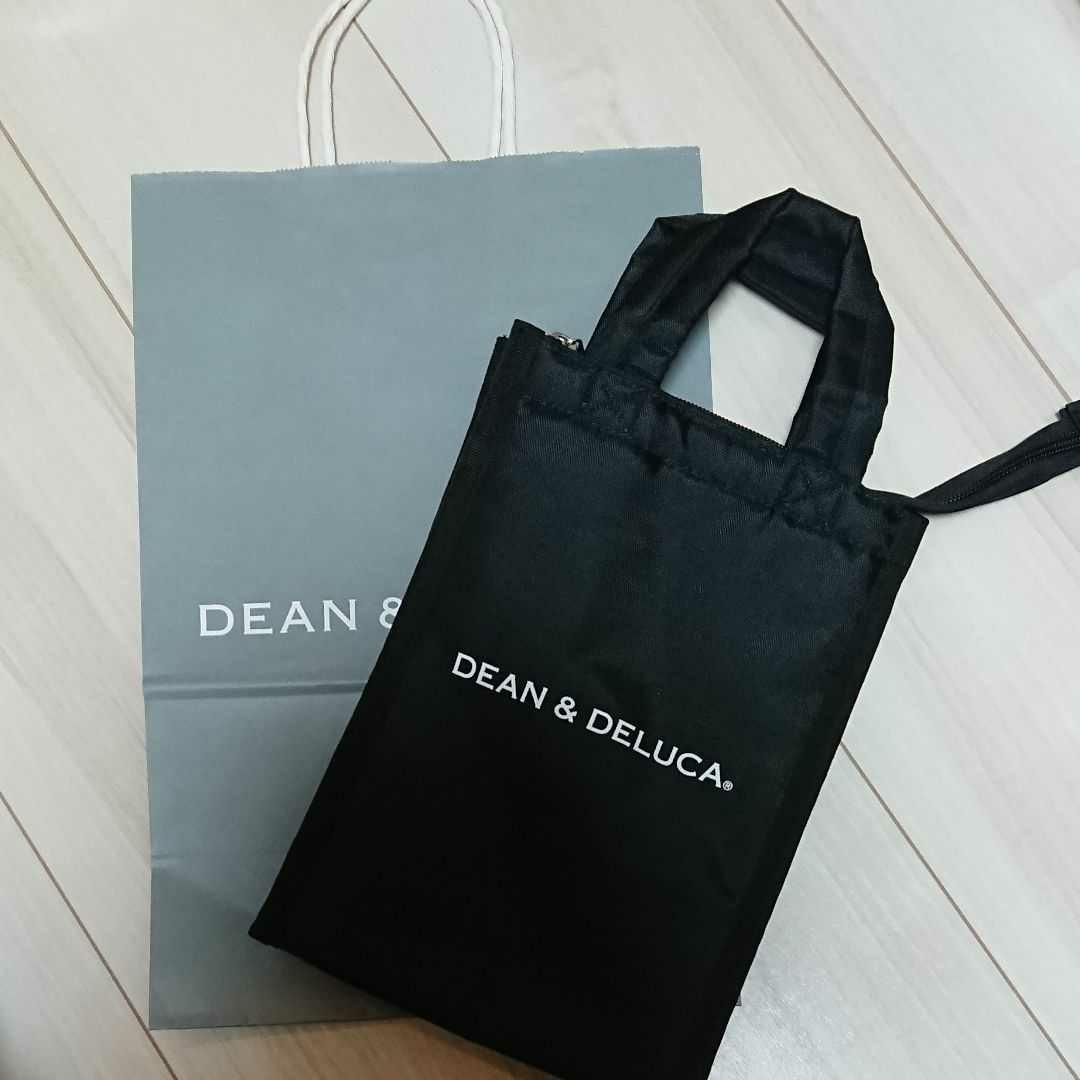 DEAN&DELUCA クーラーバッグ 保冷バックS