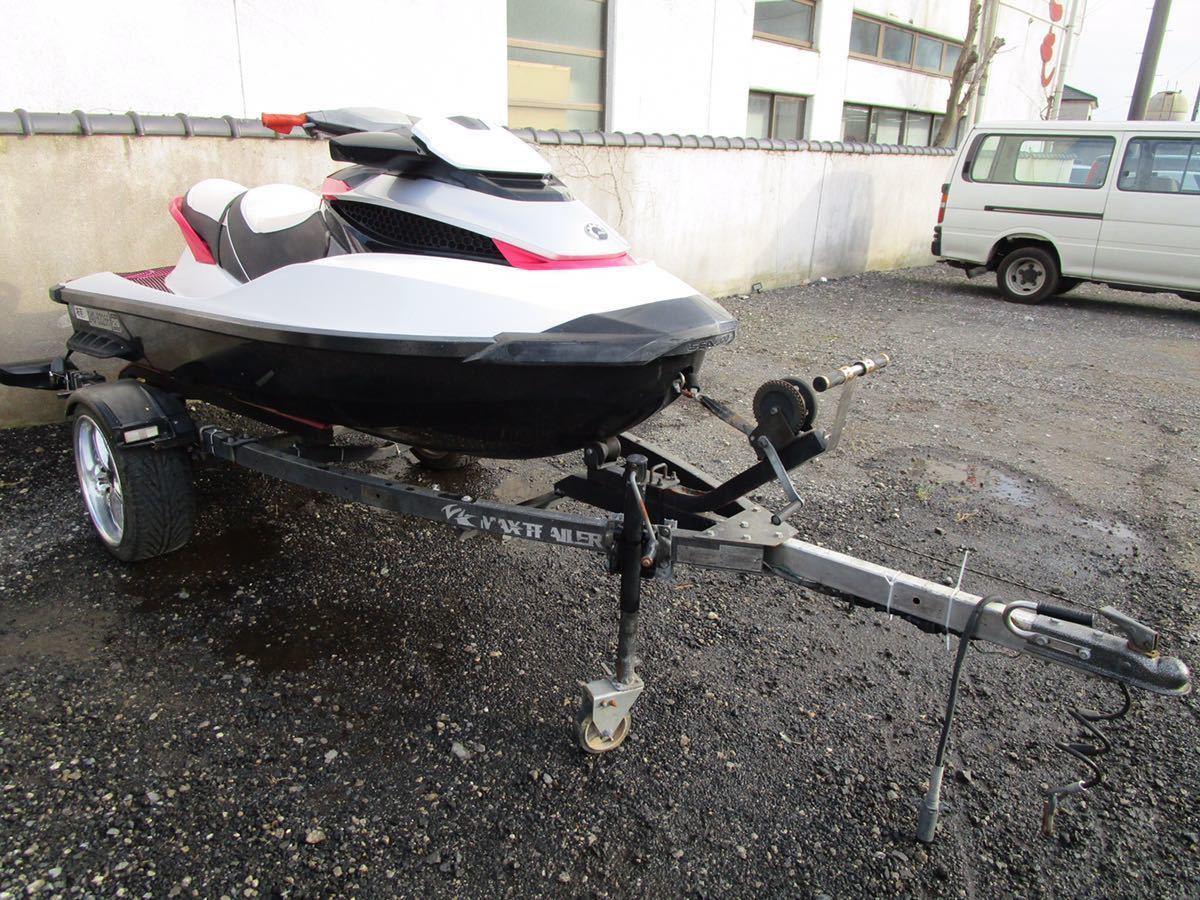 SEADOO ジェットスキー トレーラー車検付き_画像2