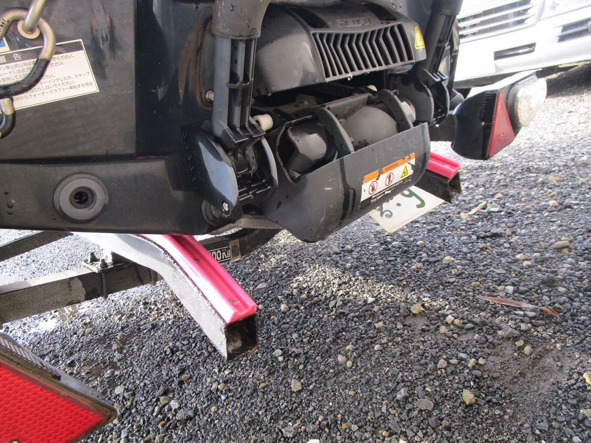 SEADOO ジェットスキー トレーラー車検付き_画像6