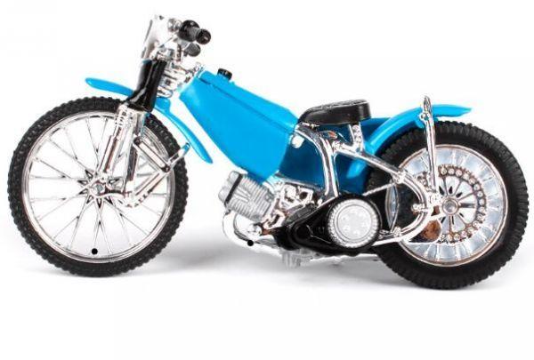 マイスト Maisto 1/18 完成品バイク Speedway Motorcycle_画像1