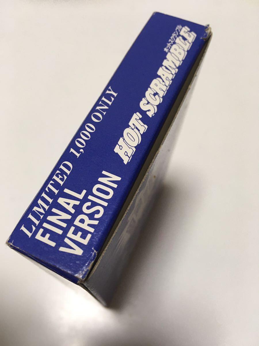 FC 機動戦士Zガンダム ホットスクランブル ファイナルバージョン +ゴールドカードリッジ 4本_画像3