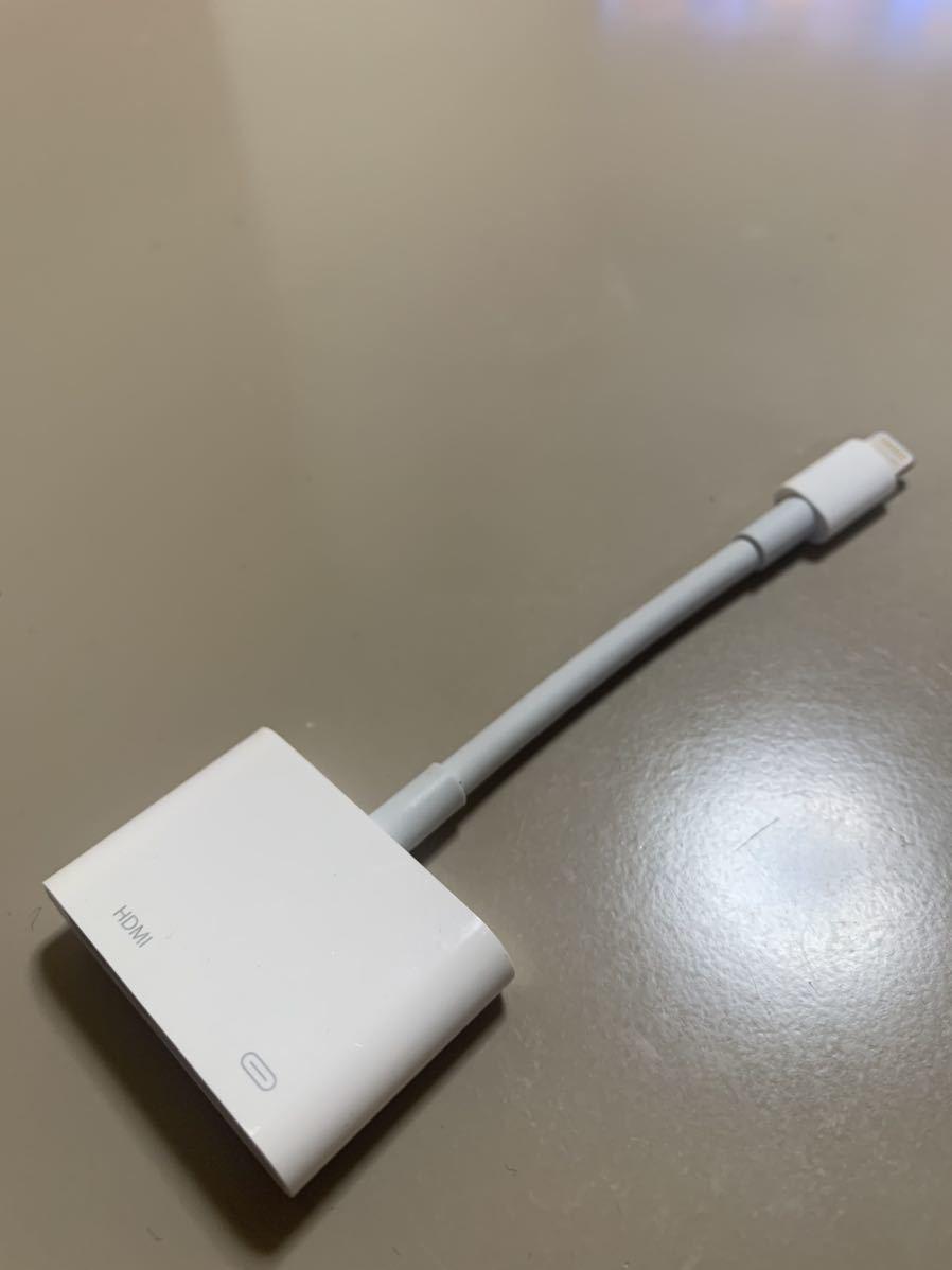 ケーブル apple hdmi