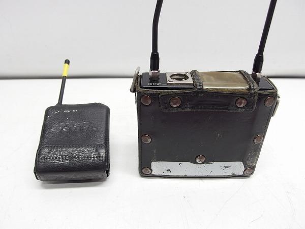 Panasonic RAMSA ワイヤレスマイクセット WX-RB700 WX-RB400 業務用 *270727_画像5