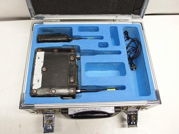 Panasonic RAMSA ワイヤレスマイクセット WX-RB700 WX-RB400 業務用 *270727_画像7