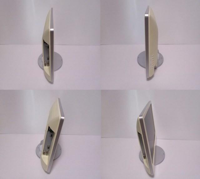 ☆送料込☆ 外付(USB)HDD対応 ソルテオ SORTEO 19型 液晶テレビ MU19-1 地デジ/BS/CS 純リモ付 中古 2013年製 (7) 1台有 (1ヶ月動作保証付)_画像9