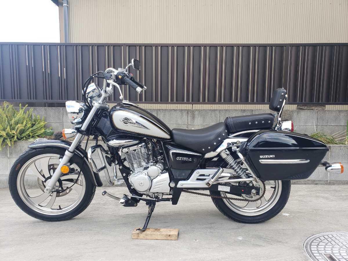 「中古車 スズキ GZ150A 150cc 愛知県 豊川市 書付 実働 」の画像2