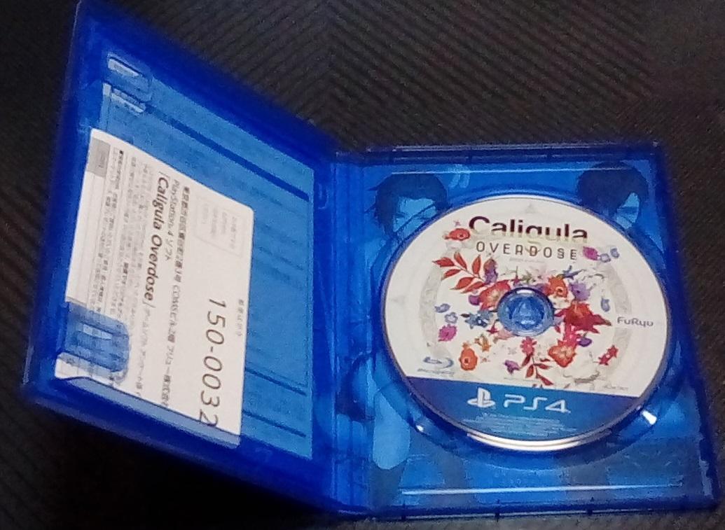 PS4 Caligula Overdose カリギュラ オーバードーズ