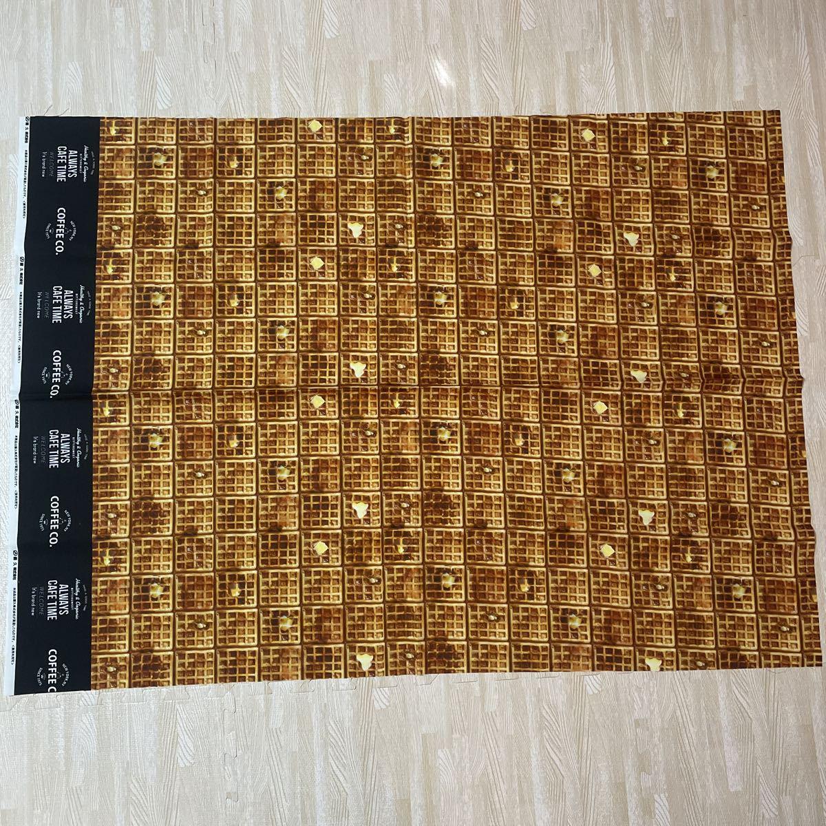 オックス ワッフル 生地幅×80cm お菓子 スイーツ