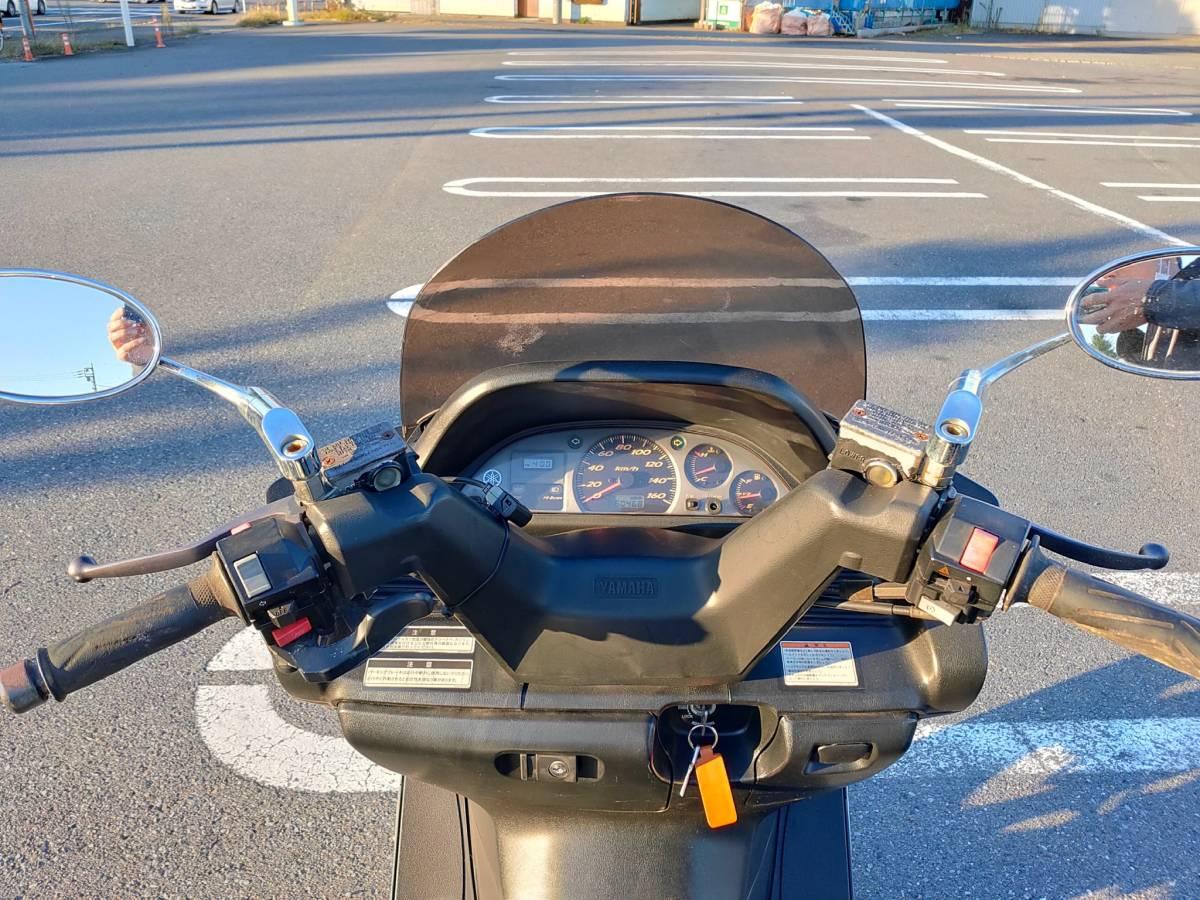 ヤマハ マジェスティ250 SG03J 整備済み_画像9