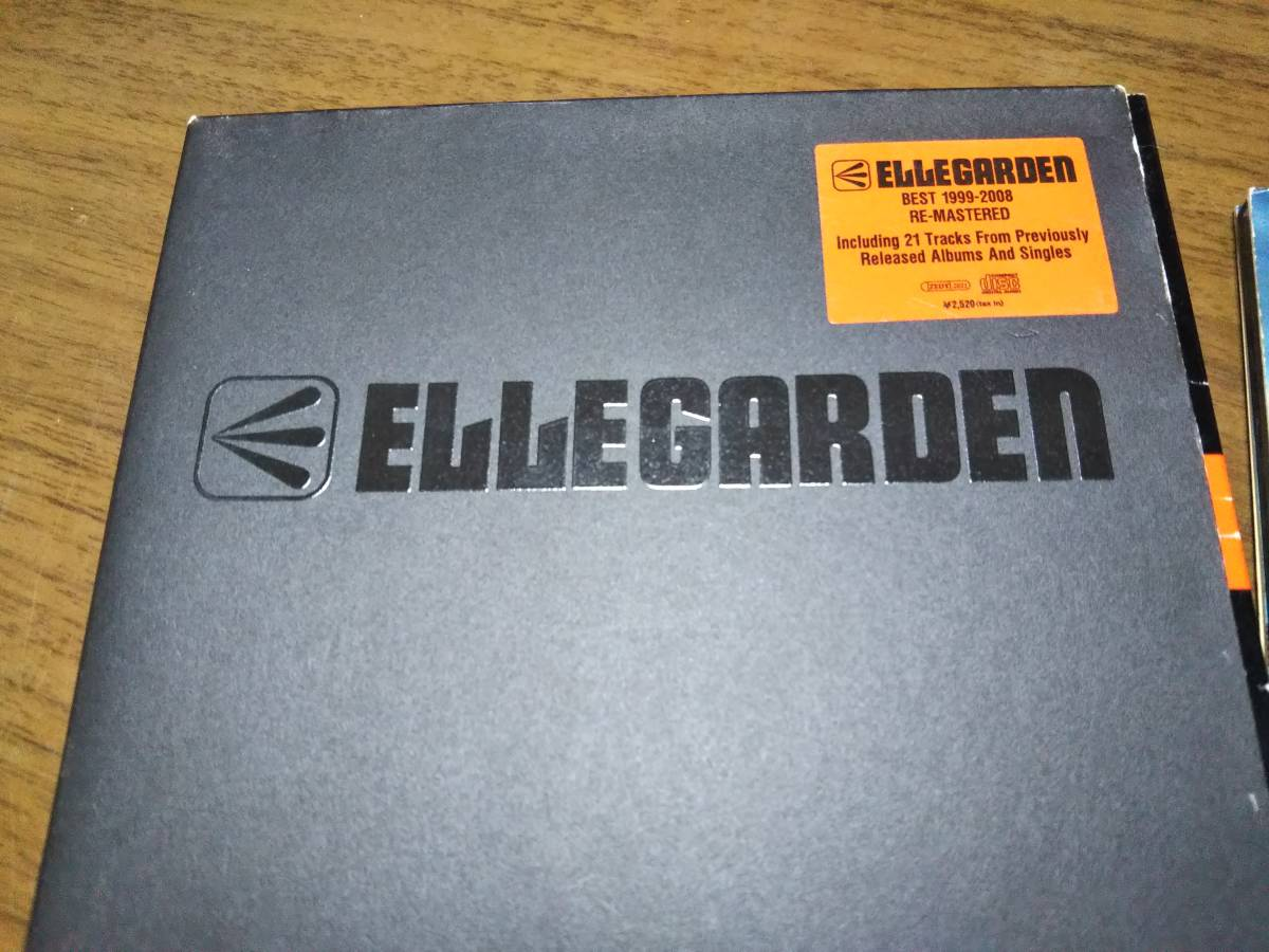 ☆ELLE GARDEN(エルレガーデン) CD3枚セット BEST1999-2008/My Own Distruction/BRING YOUR BOARD!!☆_画像3