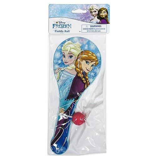 送料込 アナと雪の女王 パドルボール 15181 アナ雪 FROZEN エルサ ディズニー 女の子 おもちゃ ラケット アメリカ USA キャラクター グッズ_画像1