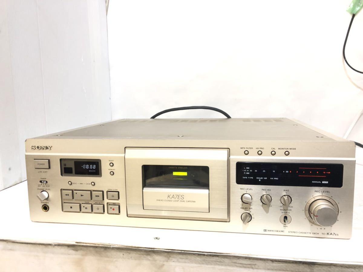 Sony TC-KA7ES カセットデッキ