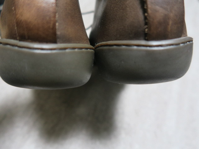 5万★素足のような感覚 最高級レザー使用 美品 [trippen] Pot m トリッペン ポット EU43 27.5~28.0cm 革靴【cup】コレクション_画像5